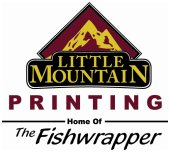 The Fishwrapper is a divisoin of Little Mountain Printing - LittleMountainPrinting.com